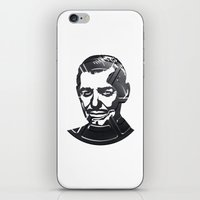 Clark Gable iPhone & iPod Skin