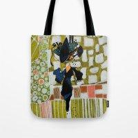 Shopping Queen Tote Bag
