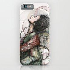 Beauty Illustration iPhone 6 Slim Case