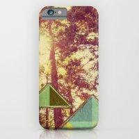 Campsite iPhone 6 Slim Case