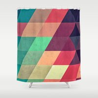 Xy Tyrquyss Shower Curtain