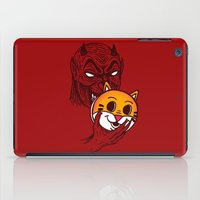 Devil in Disguise iPad Case