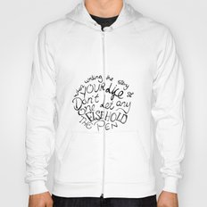 Draw Your Life Hoody