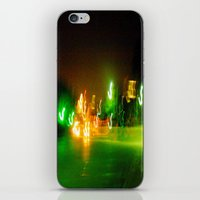 Austin Lights iPhone & iPod Skin