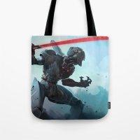 Antiborg Tote Bag