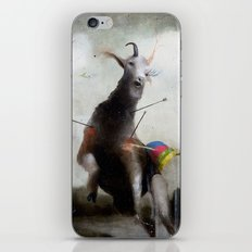 the golden fawn iPhone & iPod Skin