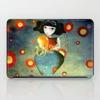 Hold on a little more iPad Case