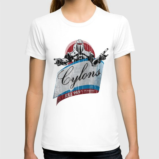Cylons Huminfectant Spray  T-shirt