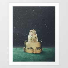 The Odyssey Art Print
