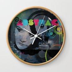 Abstract Vision Wall Clock