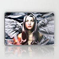 Pain Ceases but Beauty is Forever Laptop & iPad Skin