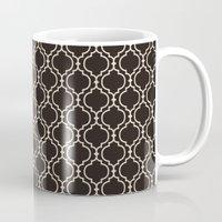Trellis Patter II Mug