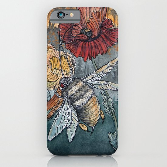 Ashes to Ashes iPhone & iPod Case