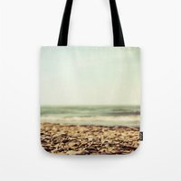 Free At The Sea Tote Bag
