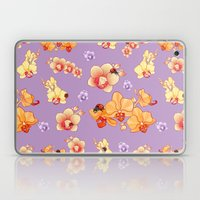 Orchids & Ladybirds Laptop & iPad Skin