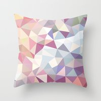 Venice Tris Throw Pillow