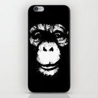 Everything's More Fun Wi… iPhone & iPod Skin