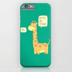 Giraffe problems! Slim Case iPhone 6s