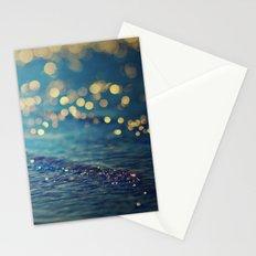 Beach Bokeh Stationery Cards