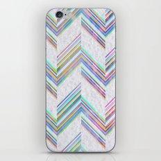 Lilli Chevron {light} iPhone & iPod Skin