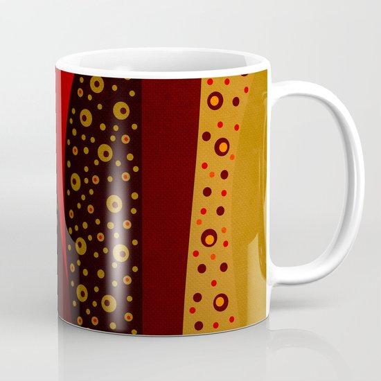 Red spring Mug