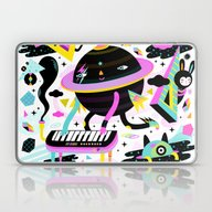 Interstellar Beat Laptop & iPad Skin