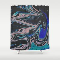 Lonely Boy Shower Curtain