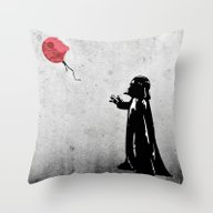 Little Vader - Inspired … Throw Pillow