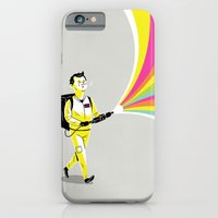 iPhone & iPod Case featuring A Murray of Sunshine by emilydove