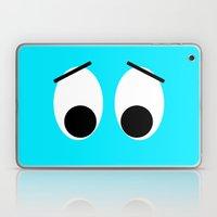 I is Sad Laptop & iPad Skin
