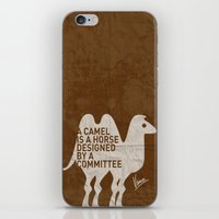 My - A Camel Is A Horse … iPhone & iPod Skin