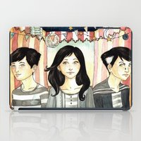 Gypsy Children iPad Case