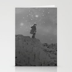 Walking the Giants Causeway  Stationery Cards