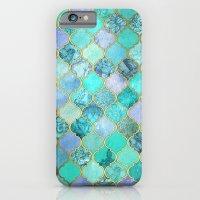 Cool Jade & Icy Mint Dec… iPhone 6 Slim Case
