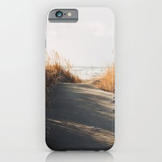 Trail To The Beach iPhone 6 Slim Case