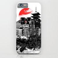 Abstract Tokyo-Shinjuku/Kyoto - Japan iPhone 6 Slim Case