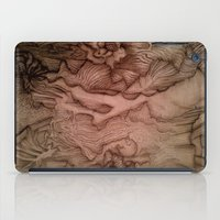 Cliffs, Trenches, Peaks, Masses, and Dimensions iPad Case