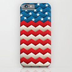 Chevron USA Slim Case iPhone 6s