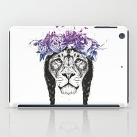 King of lions iPad Case
