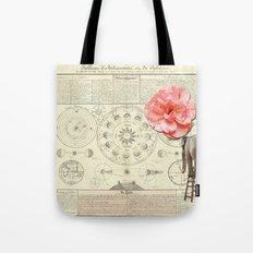 The tenacity of love Tote Bag