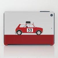Mini - Monte Carlo Rally iPad Case