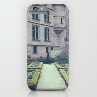 French Garden Maze II iPhone 6 Slim Case