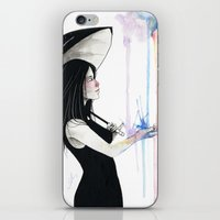 Pluviophile iPhone & iPod Skin