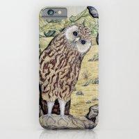 Laughing Owl  iPhone 6 Slim Case