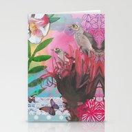Gymea Lilly Stationery Cards