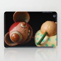 Mimi Favolas iPad Case