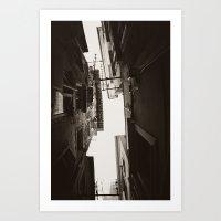 Kerkyraika Perigrammata #01 Art Print
