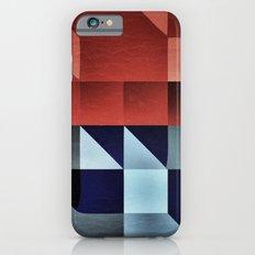 :: geometric maze IX :: iPhone 6s Slim Case