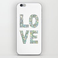 A Four Letter Word iPhone & iPod Skin