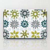 Spiro Petals iPad Case